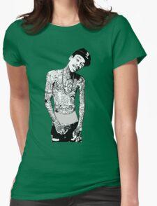 Wiz Khalifa - Cartoon T-Shirt