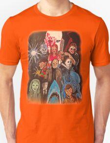 70s/80s Horror Unisex T-Shirt