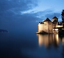 Château de Chillon by Benjamin Johnston