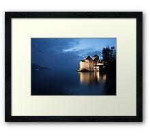 Château de Chillon Framed Print