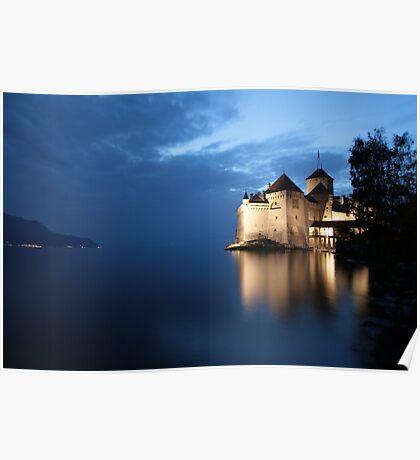 Château de Chillon Poster