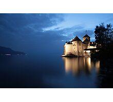Château de Chillon Photographic Print
