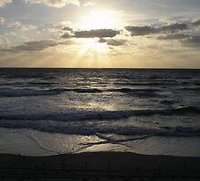 ocean rays by paulscar