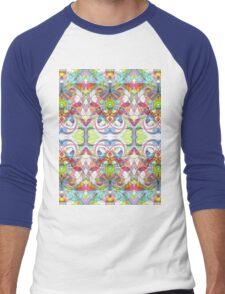 Indian Style Men's Baseball ¾ T-Shirt