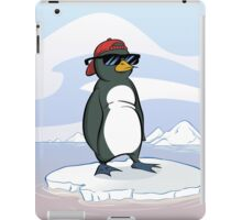 Cool Penguin iPad Case/Skin