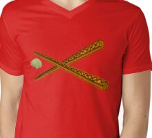 WASABI! Mens V-Neck T-Shirt