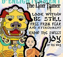 The Lion Tamer by thickblackoutline
