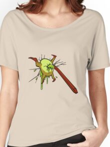 I kill crabs Women's Relaxed Fit T-Shirt