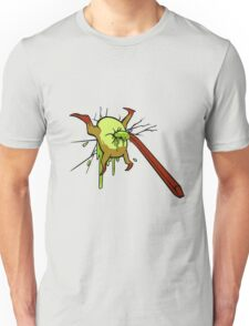 I kill crabs Unisex T-Shirt