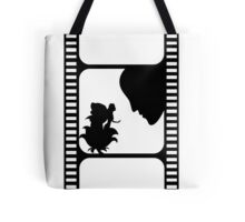 Film stripe with fairy tale Tote Bag