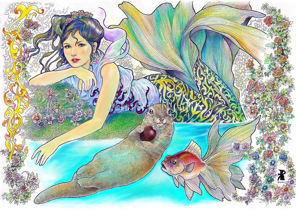 tropical fantasia - interlude by John R.P. Nyaid
