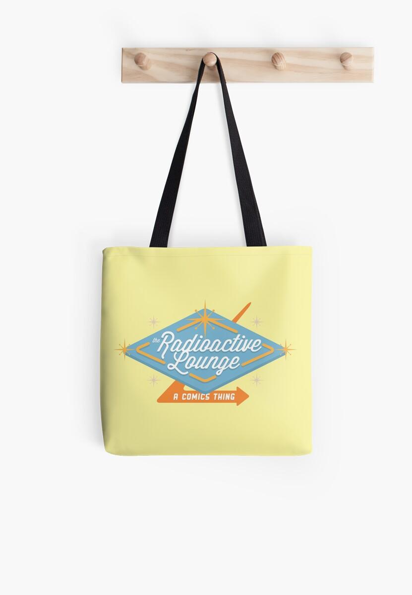 Radioactive Lounge Merch! by RadLounge