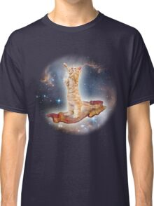 Cats in Space Classic T-Shirt