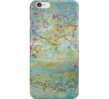 the river dont stop to breathe iPhone Case/Skin