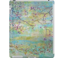 the river dont stop to breathe iPad Case/Skin