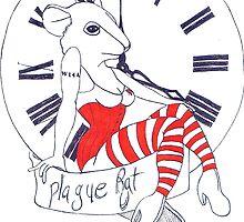 Emilie Autumn Plague Rat by TheIzzySquishy