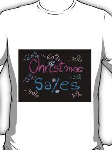 Sales conceptual image T-Shirt