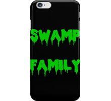 Swamp Family iPhone Case/Skin