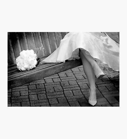 Fifties dress Photographic Print