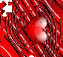 Puzzled ? Sticker
