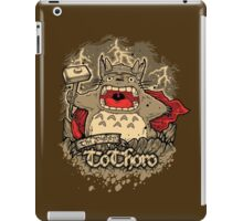 The Mighty ToThoro iPad Case/Skin