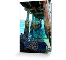 Support - Daydream Island, Whitsunday Islands, Queensland Australia Greeting Card