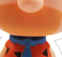 Fred Flintstone Sticker