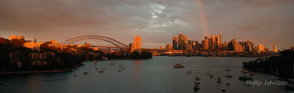 Light - Revisited,Moods of A City Series  Sydney Australia by Philip Johnson
