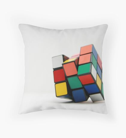 The Weary. Throw Pillow