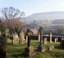 Strange Graves. by jomash