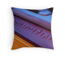 Murcielago Throw Pillow