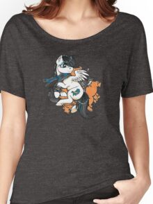 Kat the pony Women's Relaxed Fit T-Shirt