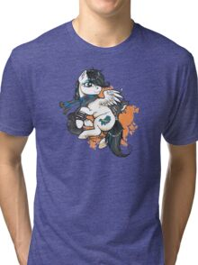 Kat the pony Tri-blend T-Shirt
