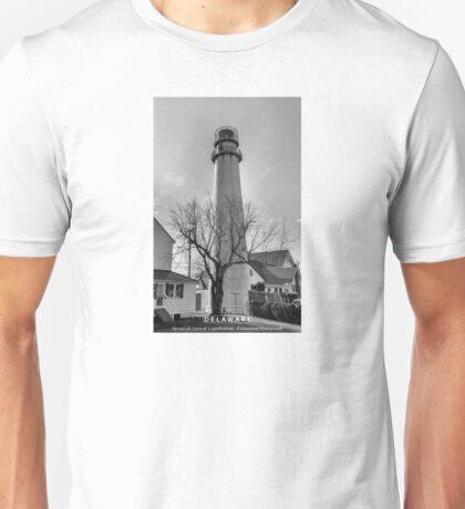 Fenwick Island Lighthouse. Unisex T-Shirt