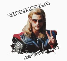 Thor - Valhalla at your boy Kids Clothes