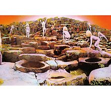 Led Zeppelin - Houses of the Holy Mug by innerspaceboy