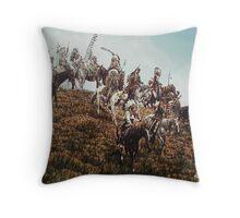 Oglala Sioux  Throw Pillow