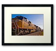 4371 Framed Print