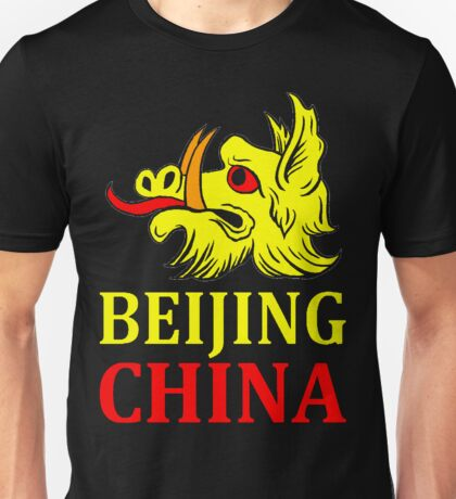 BOARS HEAD-BEIJING Unisex T-Shirt