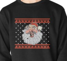 Ugly Santa Ugly Christmas Sweater Pullover
