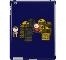 Doctor to the rescue. iPad Case/Skin