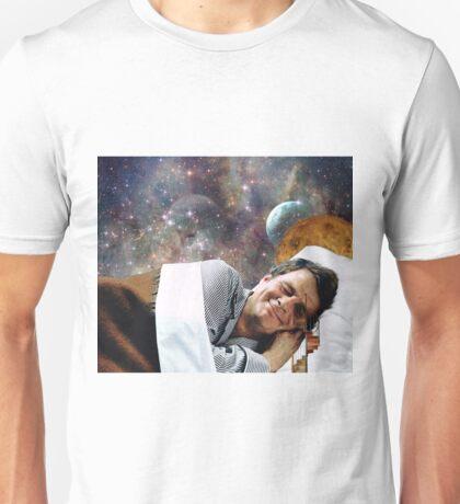 GO TO SLEEP. Unisex T-Shirt