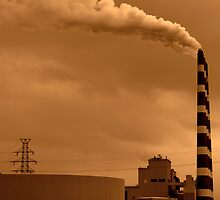 Coal Fired Power by Shane Shaw