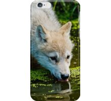Mighty Big Thirst For A Little Fella iPhone Case/Skin