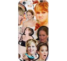 derp faces iPhone Case/Skin