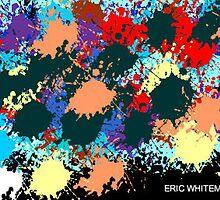 (GUTS AND BLOOD ) ERIC WHITEMAN ART  by eric  whiteman