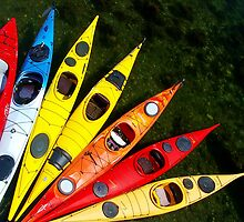 Kayaks... by pieceoflace