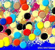 (OH WELL) ERIC WHITEMAN  ART  by eric  whiteman