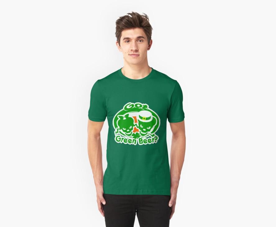 St. Patrick's day t-shirts by valizi