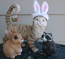 Happy Easter by Lori Durocher